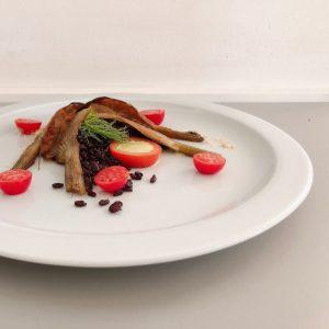 Vegane Kochkunst für Tischgeselleschaften