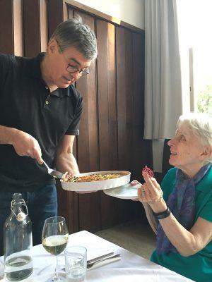 Essen verbindet - Vegamorph Tischgesellschaften