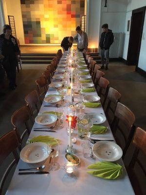 Vegane Festgesellschaften / Veganes Catering